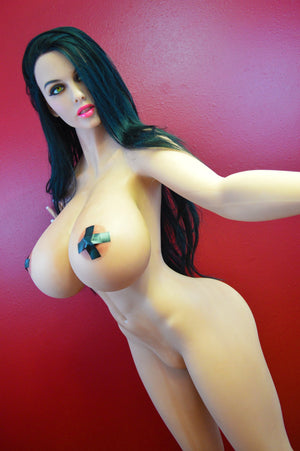 alley 170cm black hair giant massive tits athletic tpe wm sex doll(11)