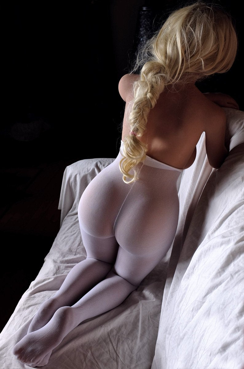 johnette blonde medium tits athletic tpe yl small sex doll(6)