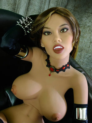 patience 148cm brown hair fantasy medium tits tan skin tpe yl anime hentai sex doll(3)