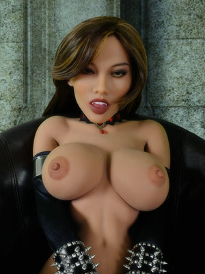 patience 148cm brown hair fantasy medium tits tan skin tpe yl anime hentai sex doll(4)