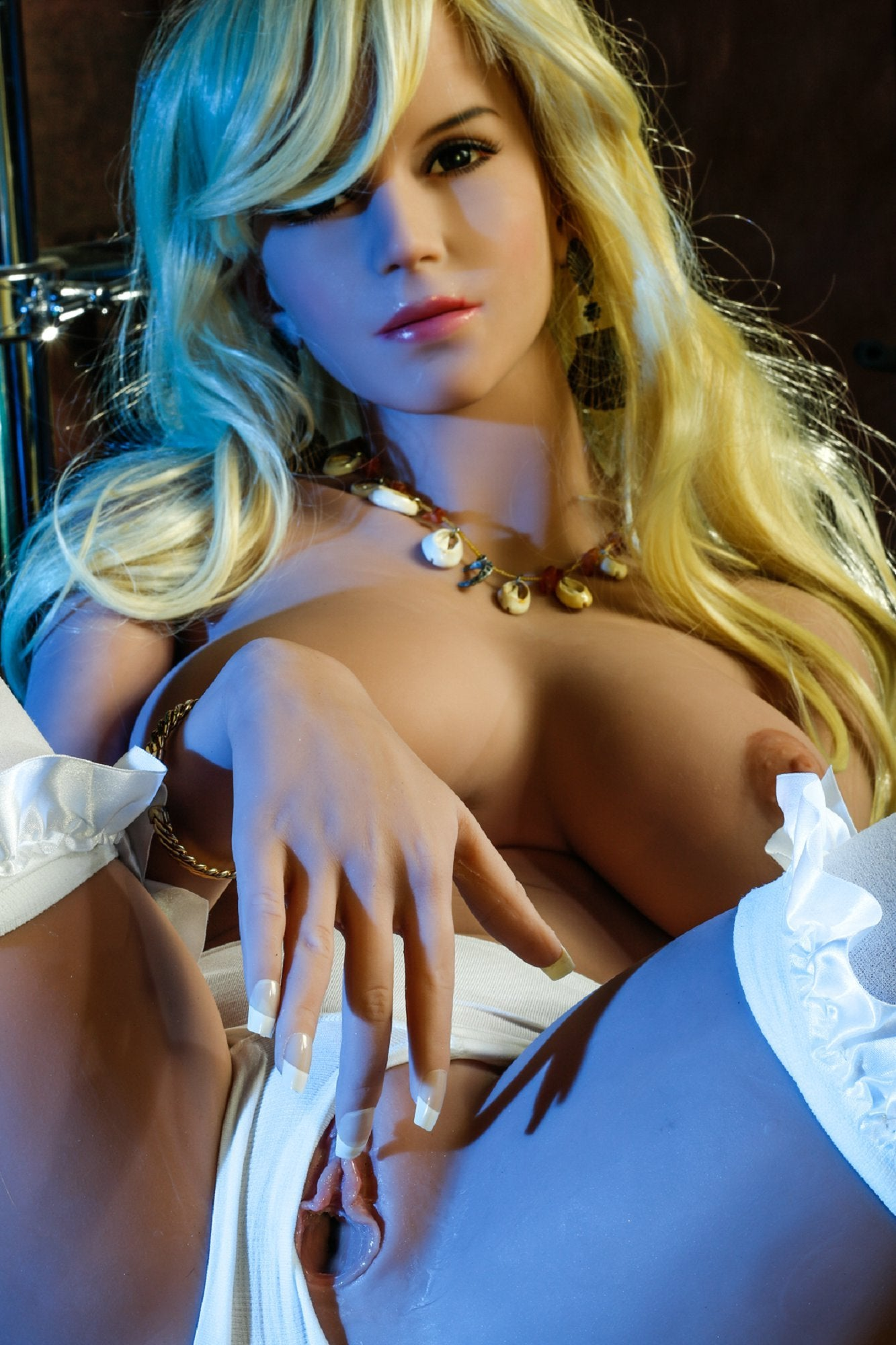 camilla 155cm blonde medium tits skinny tpe yl sex doll(8)