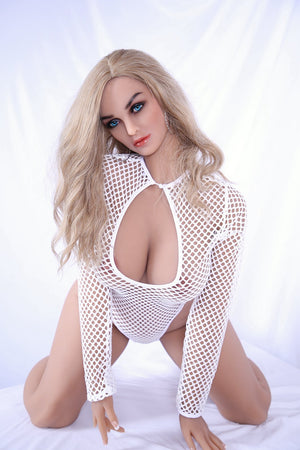 valerie 161cm af blonde medium tits athletic tpe sex doll(9)