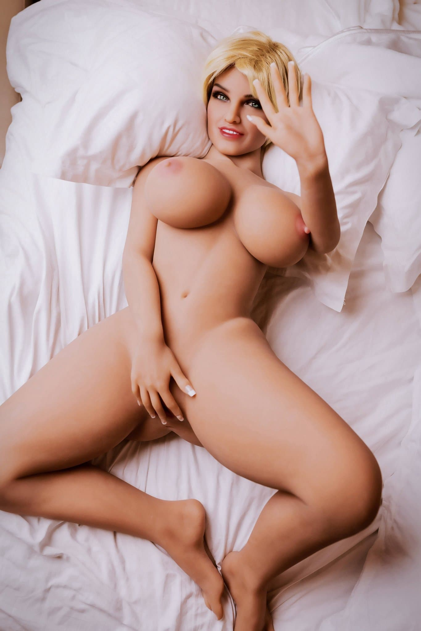 octahvia 152cm af blonde curvy big boobs tpe sex doll(10)