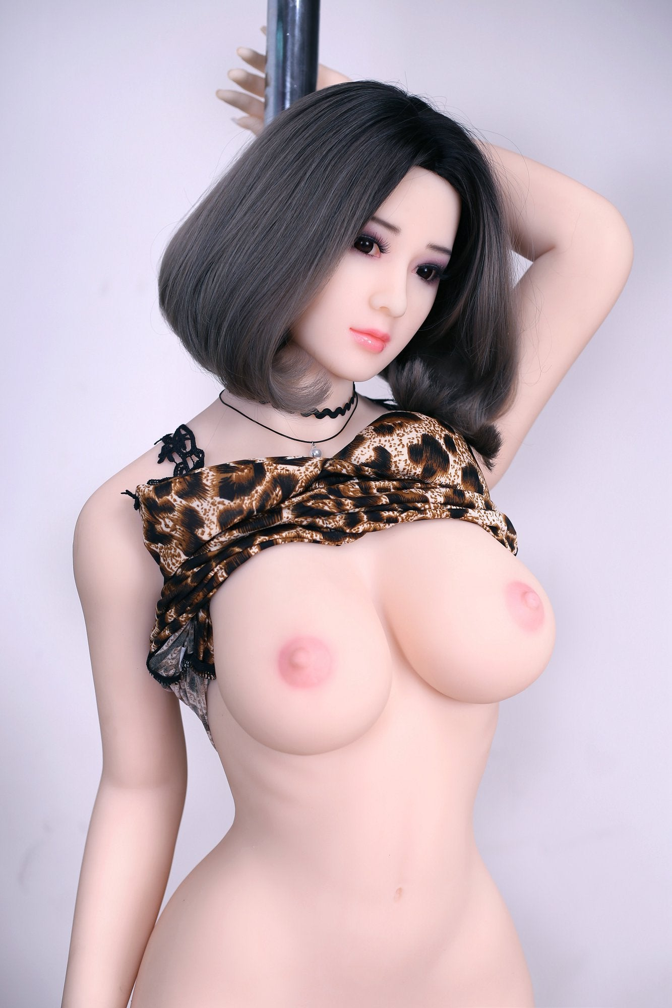 yasmine 158cm af black hair medium tits athletic tpe sex doll(10)