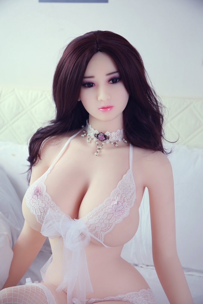 bryce 160cm af brown hair giant massive tits athletic tpe sex doll(9)