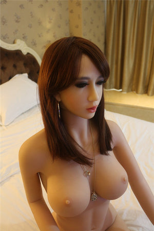 haylie 165cm af brown hair japanese big boobs skinny tpe asian sex doll(3)