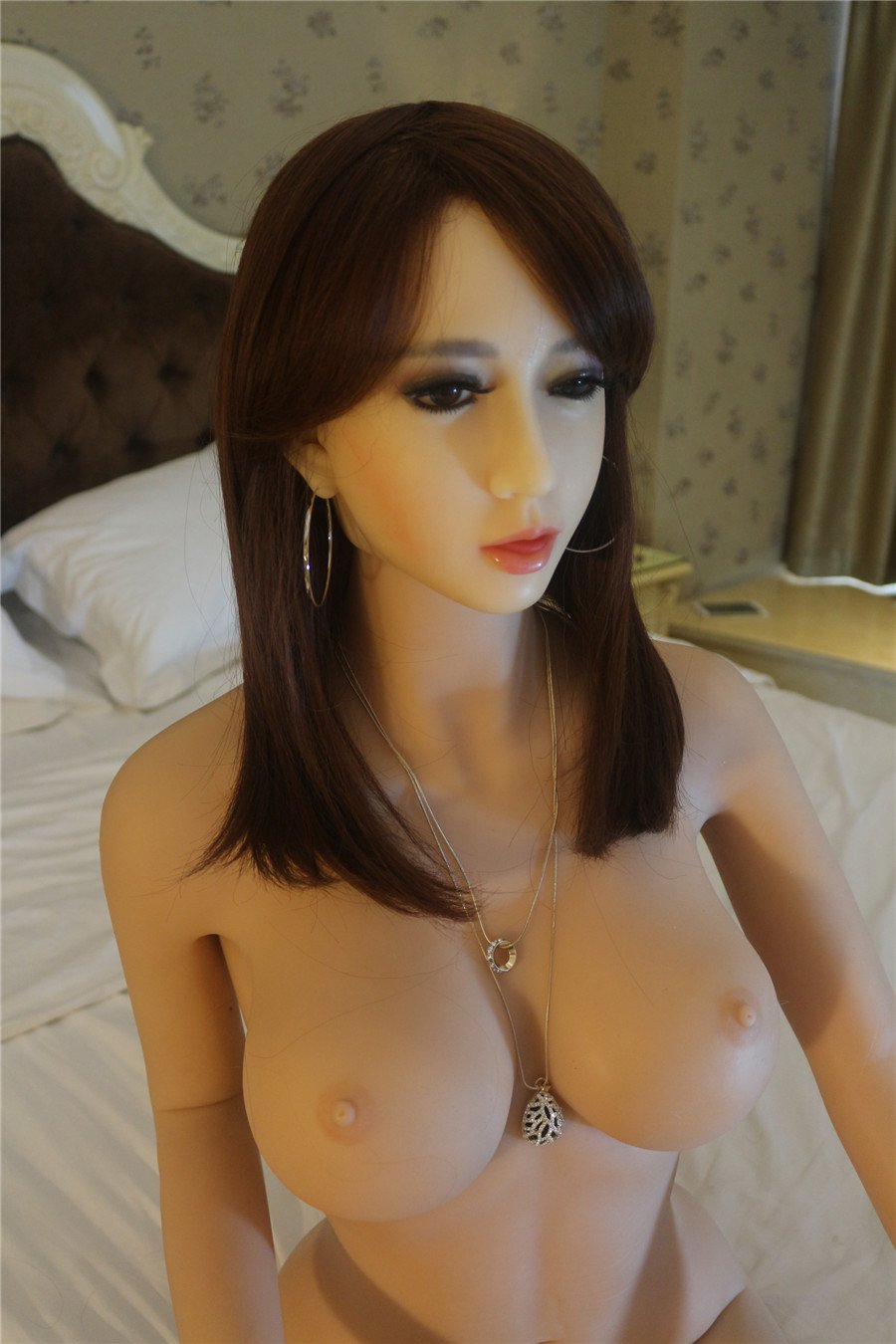 haylie 165cm af brown hair japanese big boobs skinny tpe asian sex doll(5)