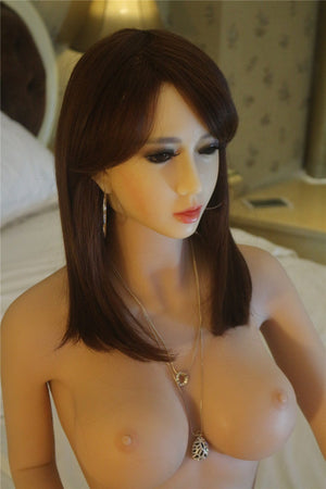 haylie 165cm af brown hair japanese big boobs skinny tpe asian sex doll(6)