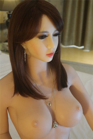 haylie 165cm af brown hair japanese big boobs skinny tpe asian sex doll(7)