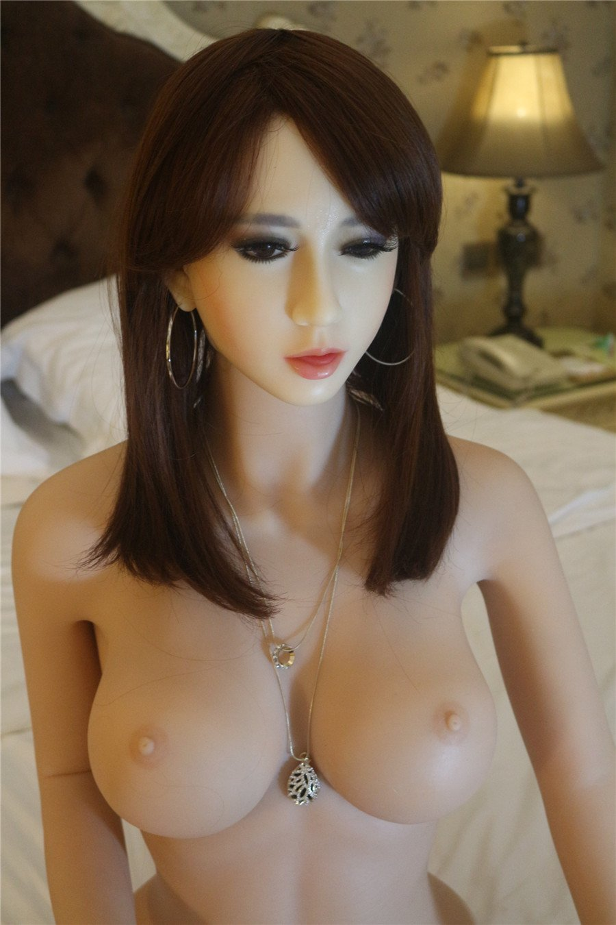 haylie 165cm af brown hair japanese big boobs skinny tpe asian sex doll(8)