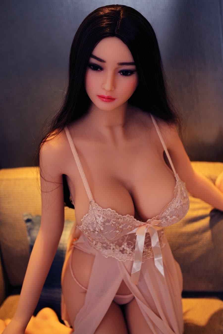 erica 165cm af black hair japanese big boobs skinny tpe asian sex doll(4)