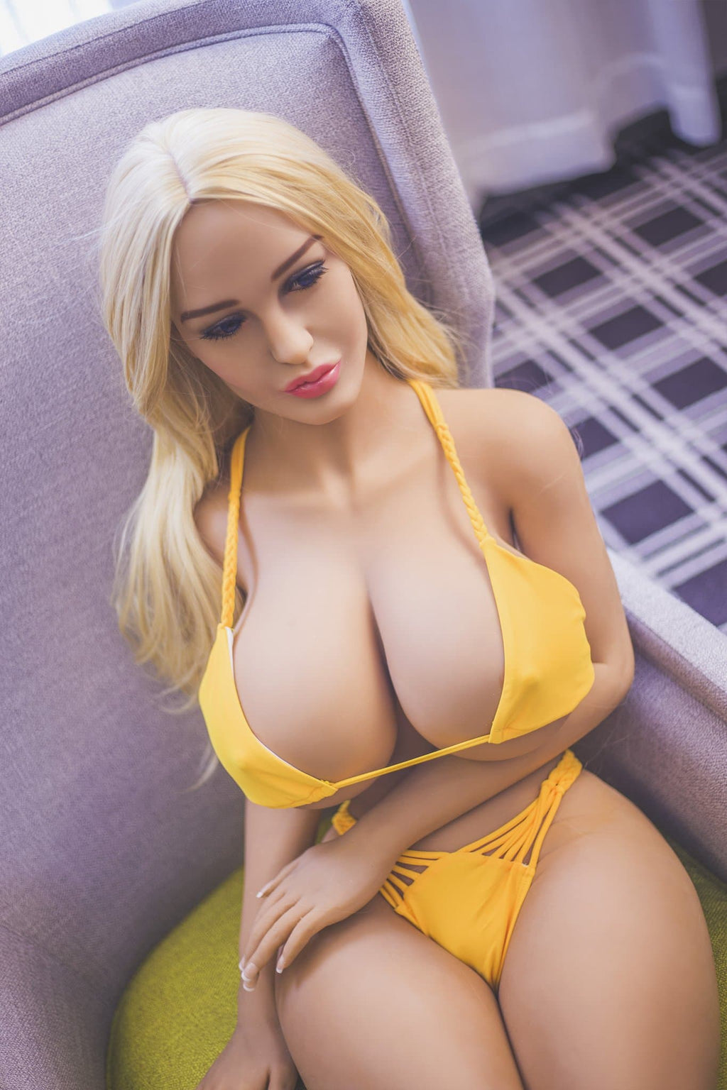 vivica 153cm blonde curvy giant massive tits jy athletic tpe sex doll