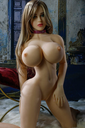 erin 153cm brown hair curvy giant massive tits jy tpe sex doll(12)