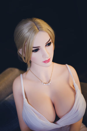 suki 163cm blonde jy big boobs skinny tpe sex doll(3)