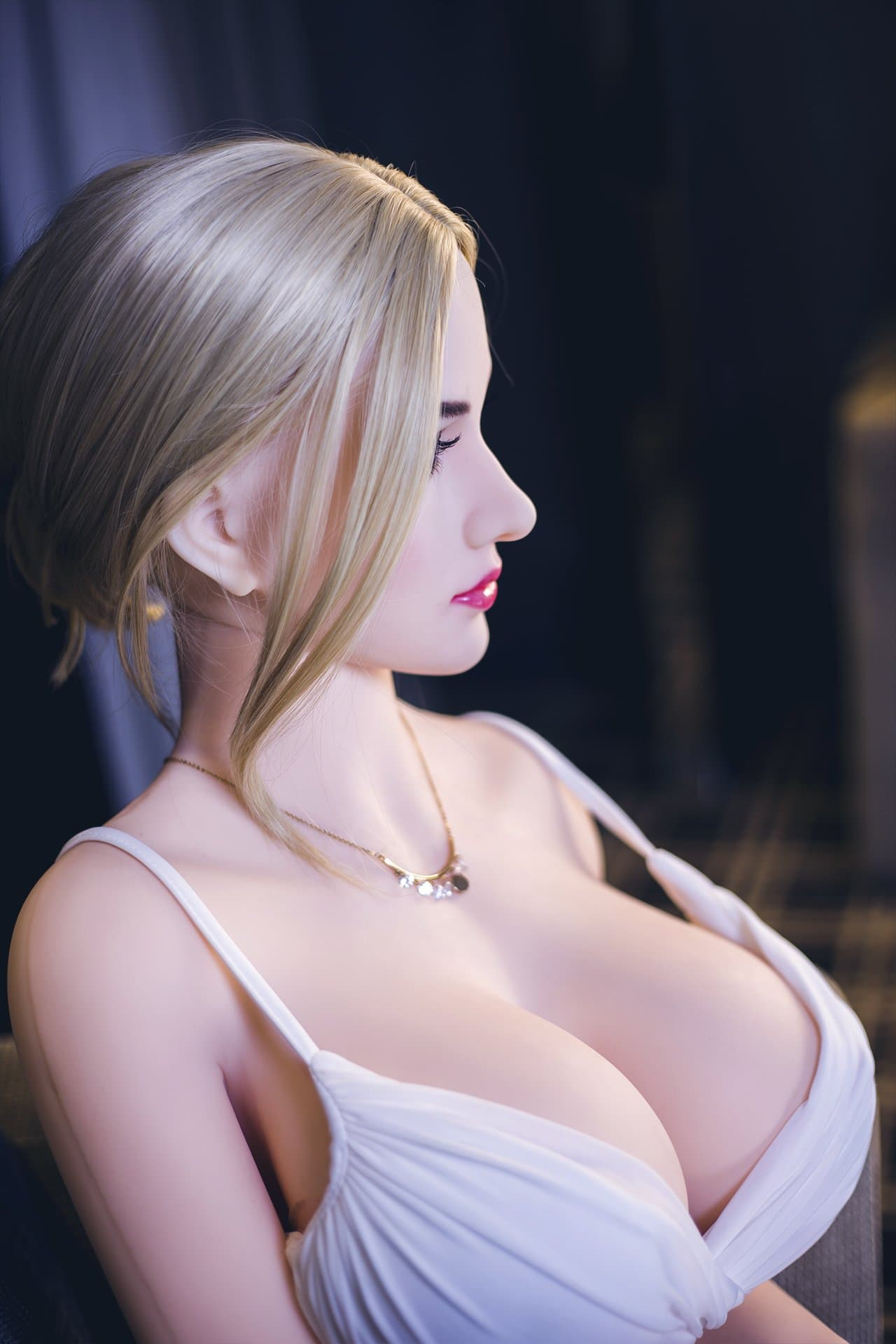 suki 163cm blonde jy big boobs skinny tpe sex doll(5)