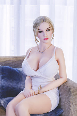 suki 163cm blonde jy big boobs skinny tpe sex doll(6)