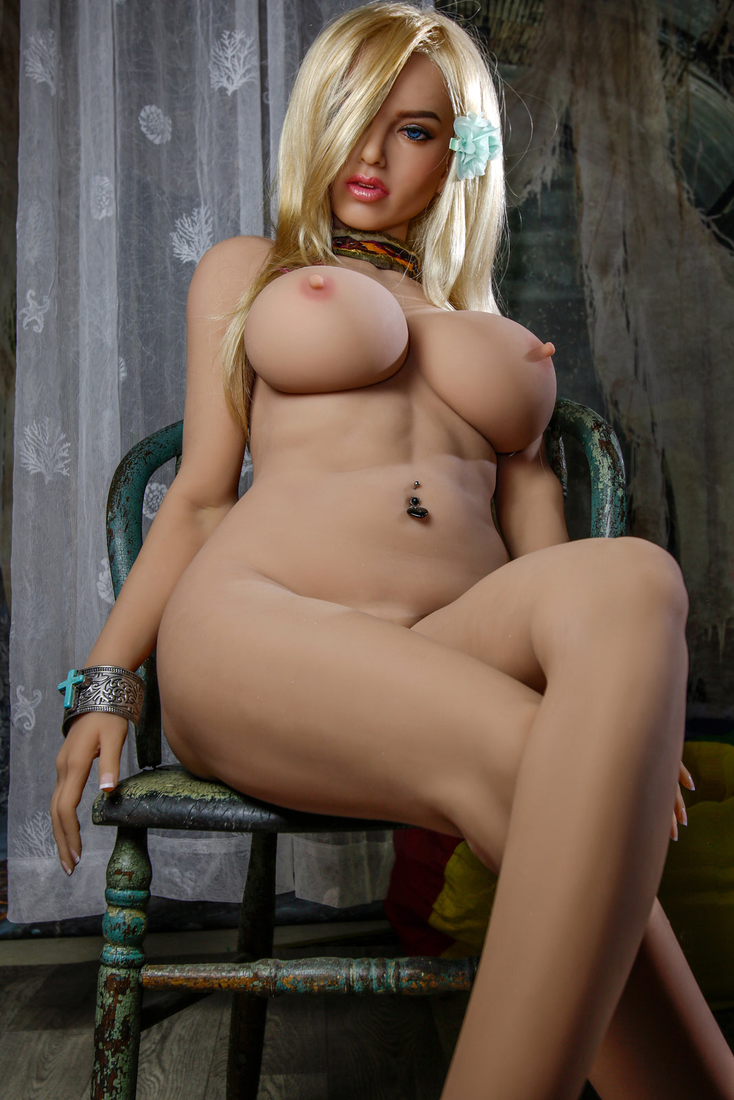 shari 161cm blonde big boobs athletic tpe sex doll(6)