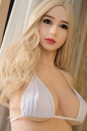 mariann 164cm 5ft5 blonde medium tits athletic tpe sex doll(2)