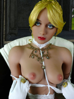 paula 168cm blonde skinny flat chested tpe yl sex doll(5)