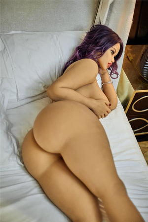 robyn 156cm curvy medium tits tan skin tpe sex doll(8)