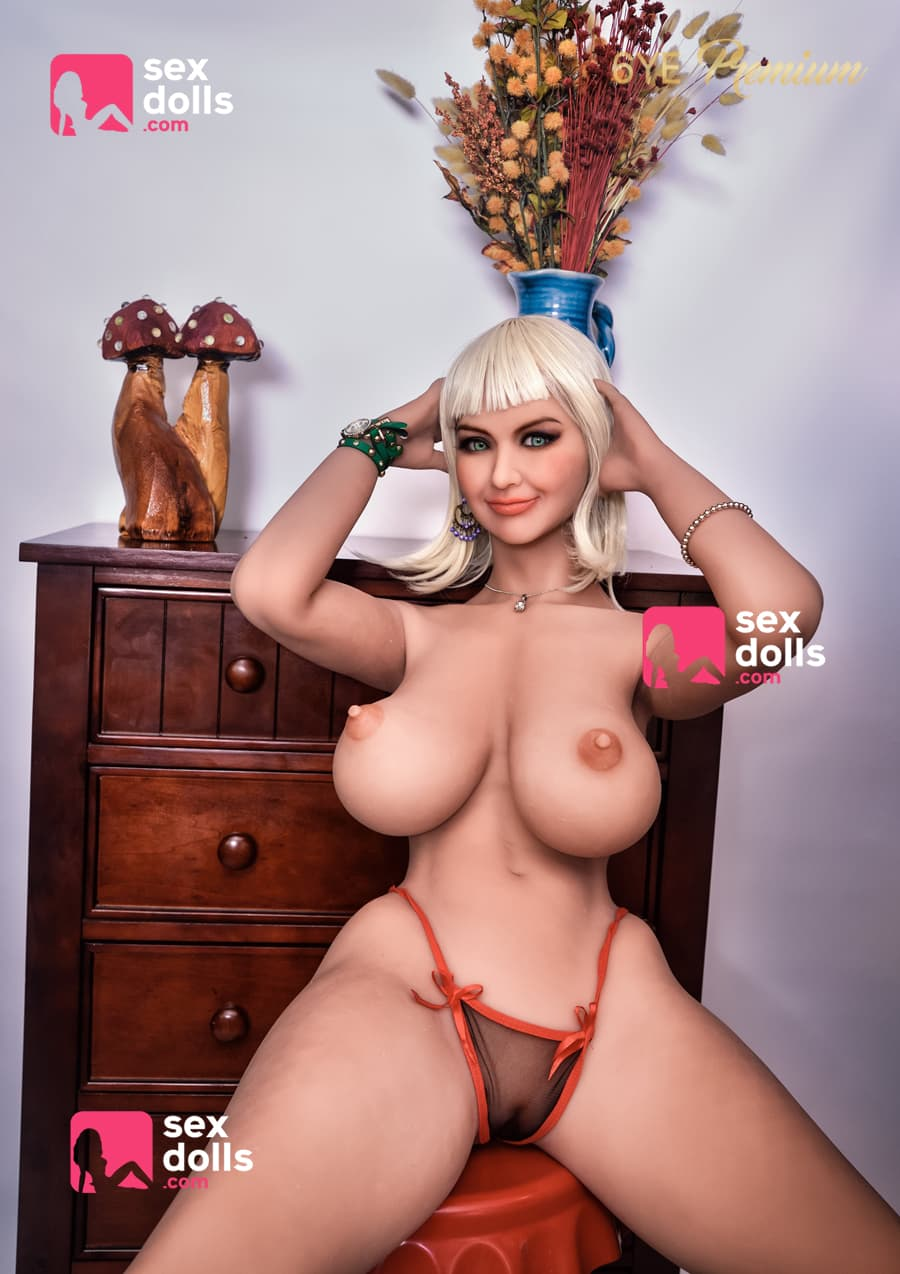 primrose 156cm blonde big boobs athletic tpe sex doll(11)