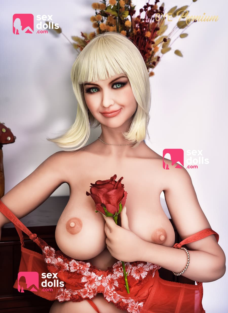 primrose 156cm blonde big boobs athletic tpe sex doll(5)