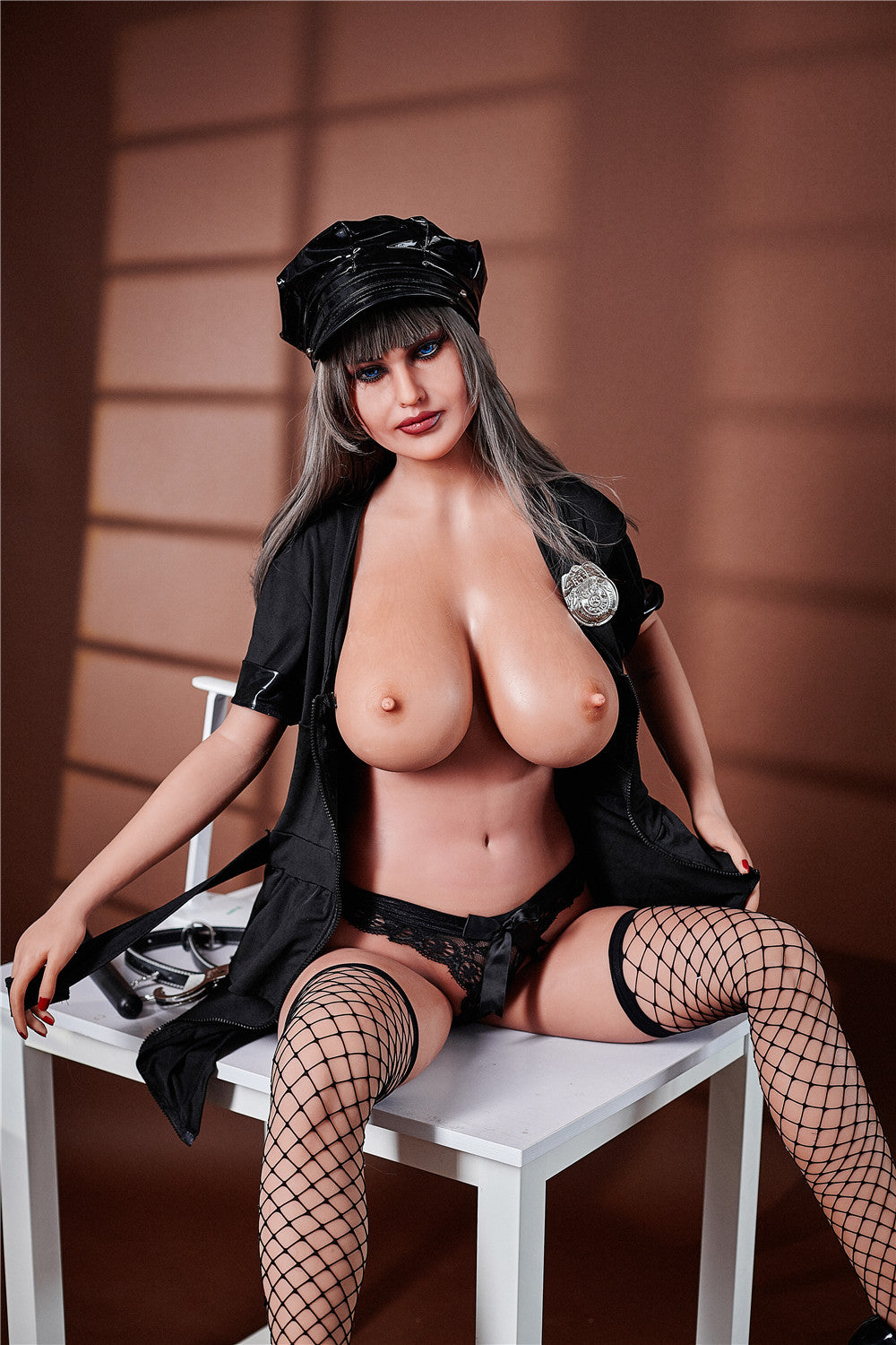 bar 163cm big boobs athletic tpe sex doll(11)