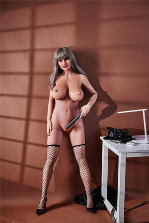 bar 163cm big boobs athletic tpe sex doll(13)
