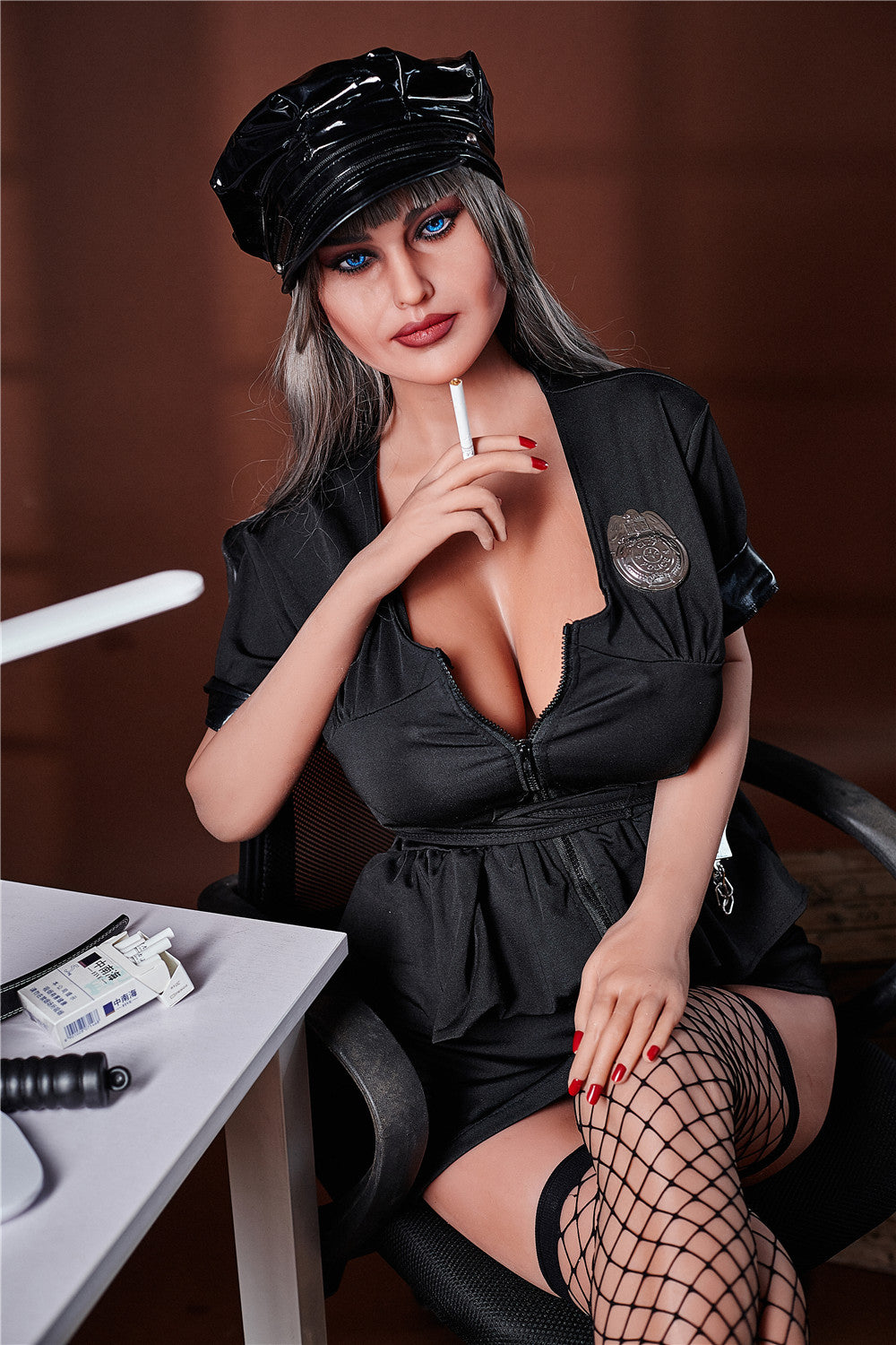 bar 163cm big boobs athletic tpe sex doll(6)