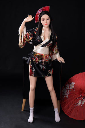 shannen 168cm ai tech black hair big boobs skinny ai robot tpe asian hentai sex doll(9)
