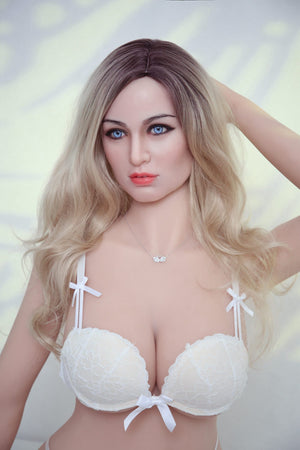 gina 161cm af blonde big boobs athletic tpe sex doll