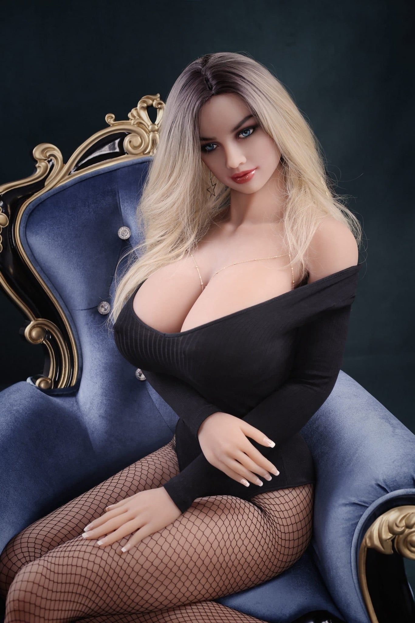 brit 170cm af blonde giant massive tits athletic tpe sex doll(15)