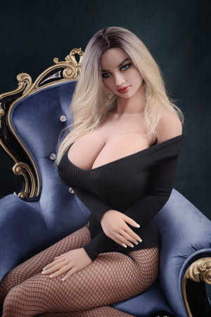 brit 170cm af blonde giant massive tits athletic tpe sex doll