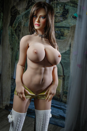 jorja 161cm brown hair big boobs athletic tpe sex doll(3)