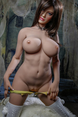 jorja 161cm brown hair big boobs athletic tpe sex doll(7)