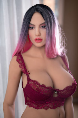 hedda 161cm big boobs athletic tan skin tpe sex doll(11)