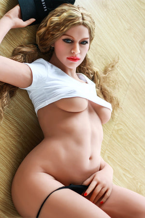 juanita 161cm blonde medium tits athletic tpe sex doll(8)
