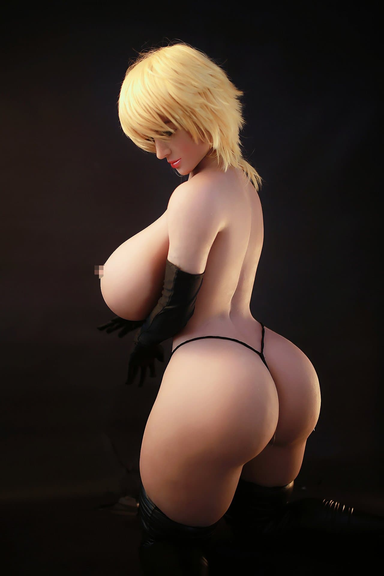 mara 159cm 5ft3 blonde giant massive tits jy athletic tpe sex doll(10)