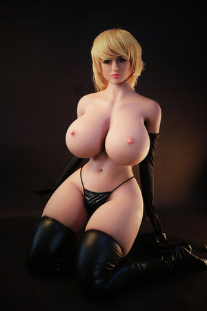 mara 159cm 5ft3 blonde giant massive tits jy athletic tpe sex doll(11)