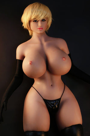 mara 159cm 5ft3 blonde giant massive tits jy athletic tpe sex doll(3)