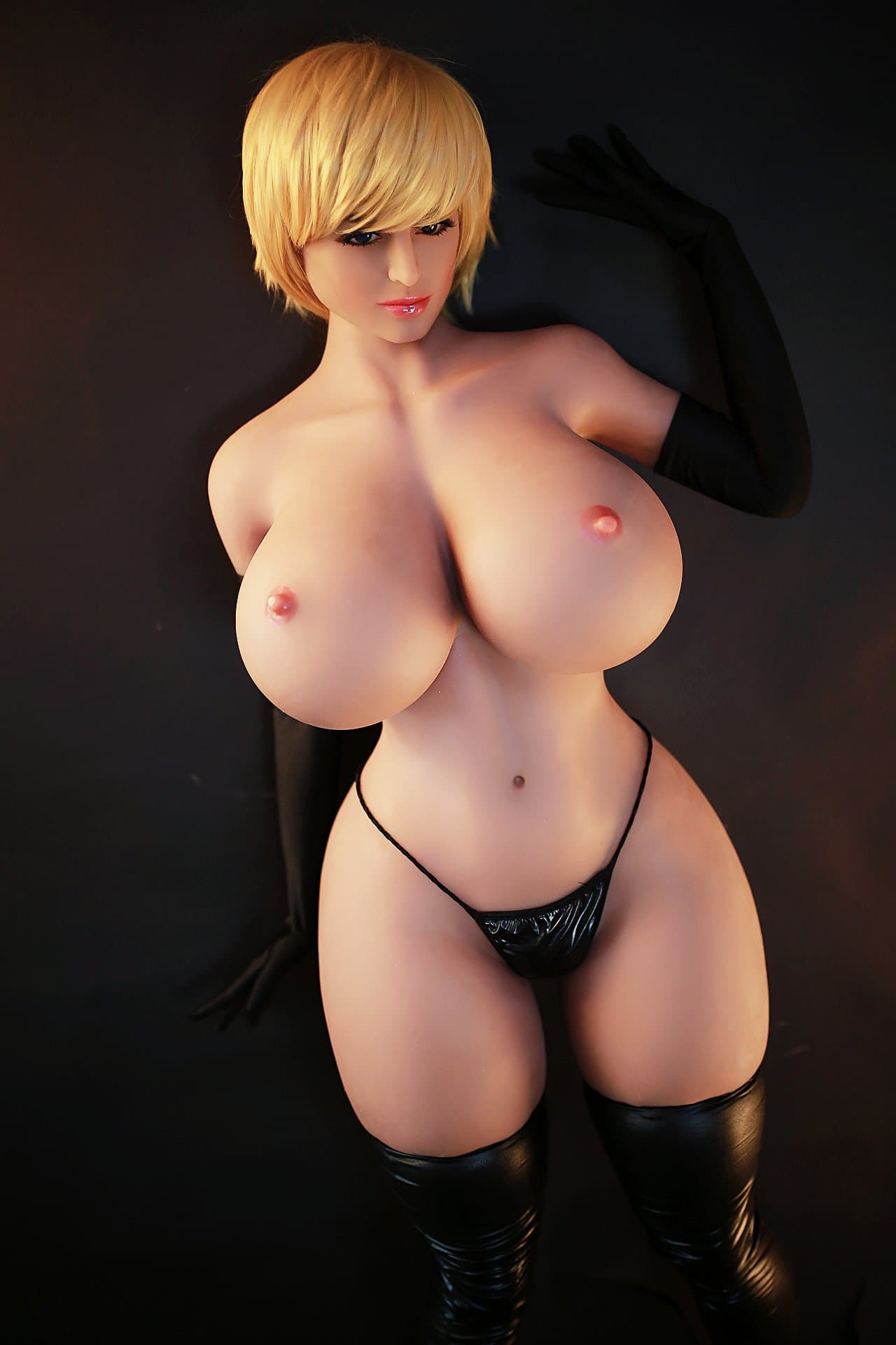 mara 159cm 5ft3 blonde giant massive tits jy athletic tpe sex doll(7)