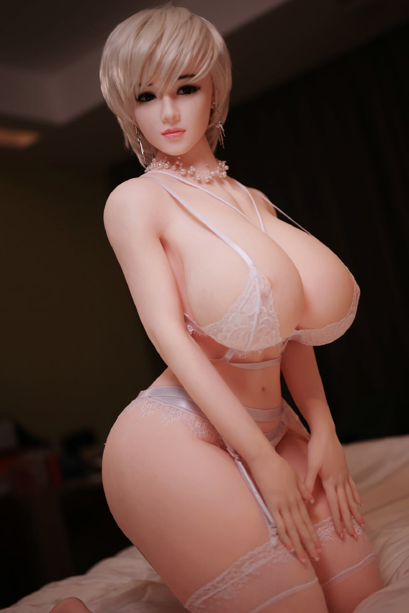 sela 159cm 5ft3 blonde curvy giant massive tits jy tpe sex doll(12)