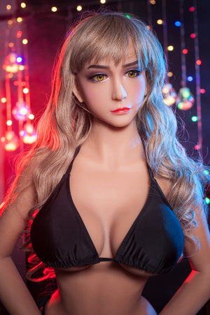 orsa 158cm blonde jy medium tits skinny tpe sex doll(11)