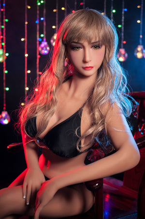 orsa 158cm blonde jy medium tits skinny tpe sex doll(2)