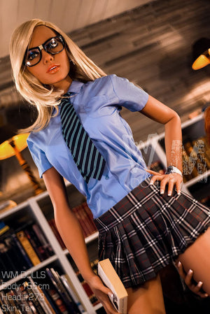 cristin 166cm blonde medium tits skinny tan skin tpe wm teen sex doll(13)