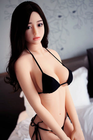 tuesday 168cm af black hair japanese big boobs skinny tpe asian sex doll(11)