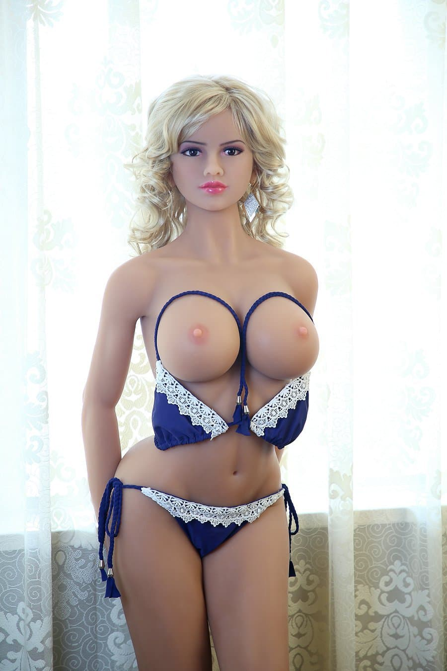 diahnne 168cm af blonde big boobs athletic tan skin tpe sex doll(9)