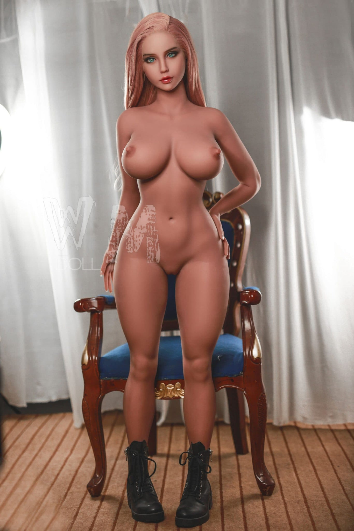 marisol 156cm big boobs athletic best tan skin tpe wm sex doll(11)