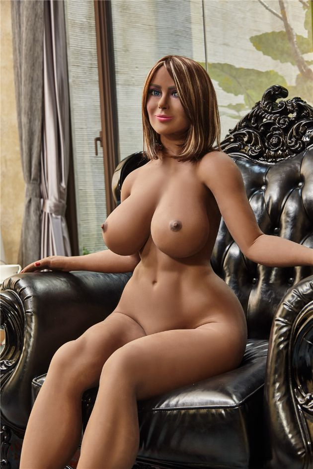 collette 158cm blonde curvy giant massive tits tan skin tpe sex doll(7)