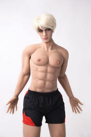 terry 180cm 5ft9 af blonde male athletic tpe gay boy sex doll(4)